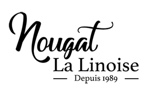 Nougat La Linoise Logo