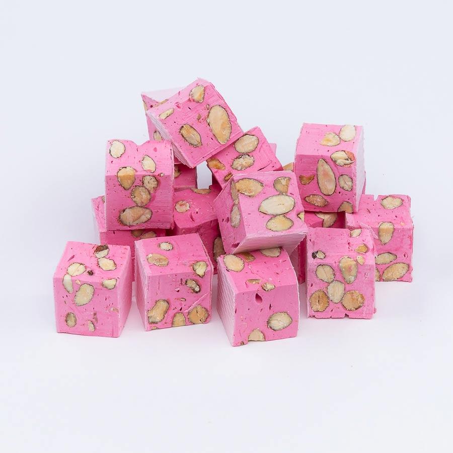 cube fraise