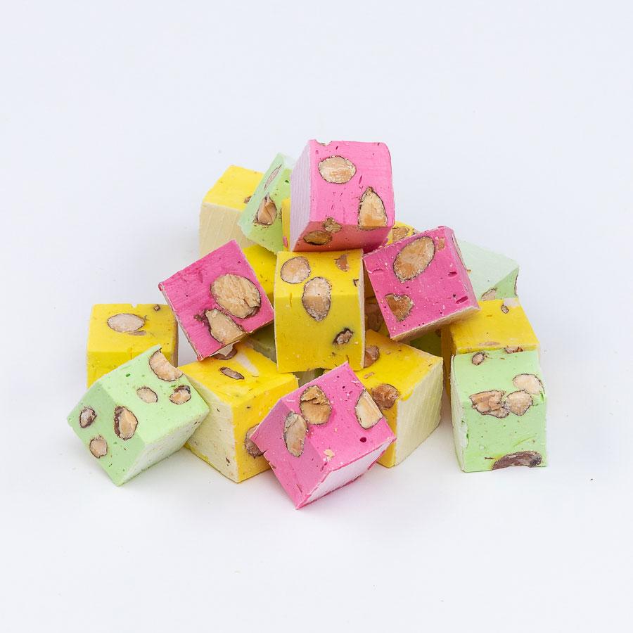 cube 3 couleurs