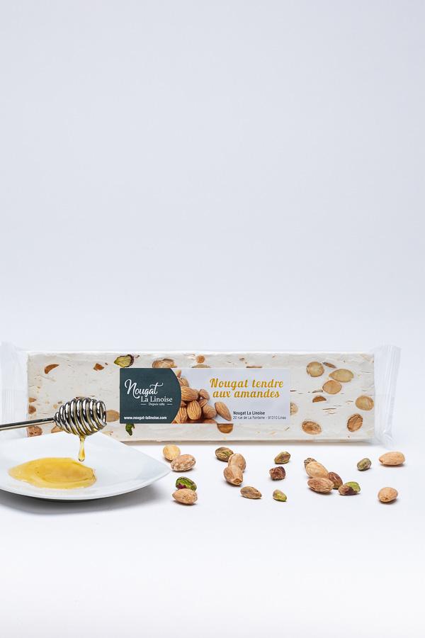 barre amande pistache