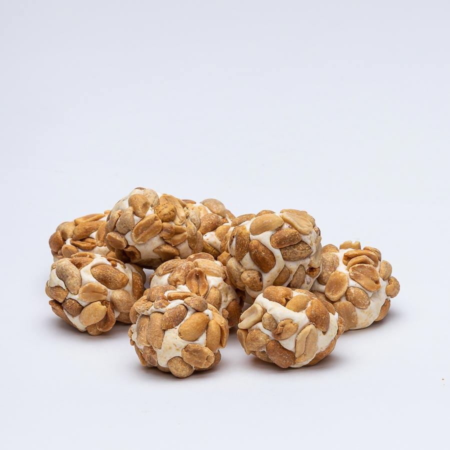 boulette arachides